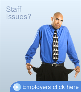 Staff Issues?